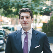 Dan Kessler,                     Agent in NYC - Compass