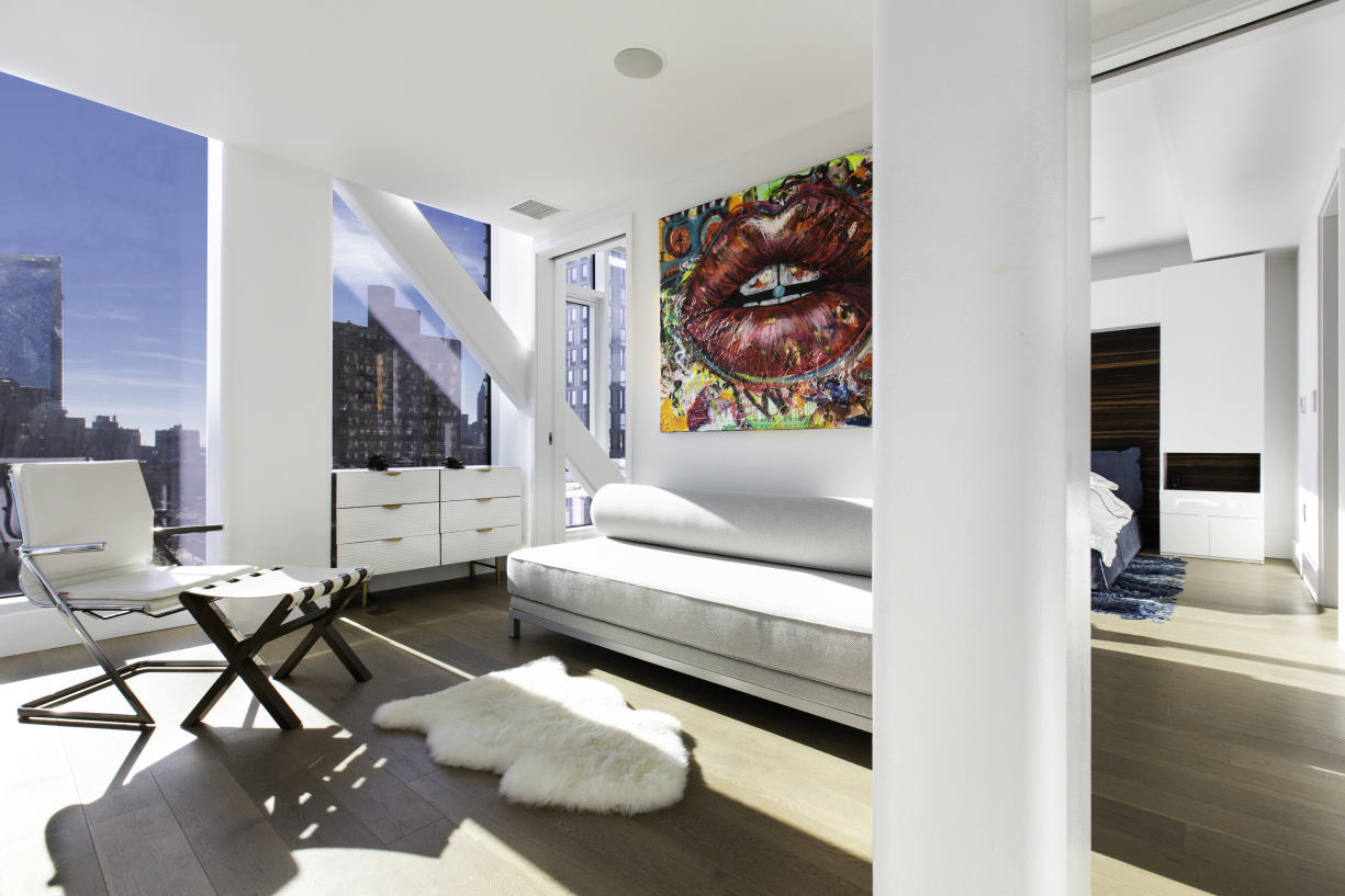 100 Norfolk Street Interior Photo