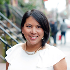 Christina Abad,                     Agent in NYC - Compass