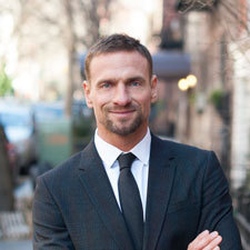 Michael Sarg,                     Agent in NYC - Compass