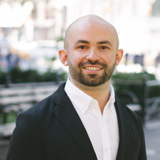 Joe Quiros,                     Agent in NYC - Compass