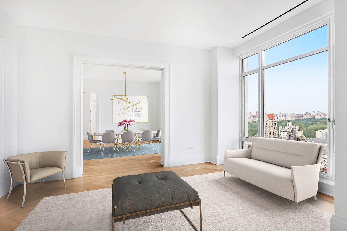 520 Park Avenue Interior Photo