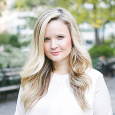 Kaitlin Adams,                     Agent in NYC - Compass