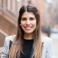 Cristina Criado, Agent in NYC - Compass