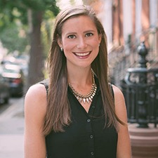 Natalie Hedden,                     Agent in NYC - Compass