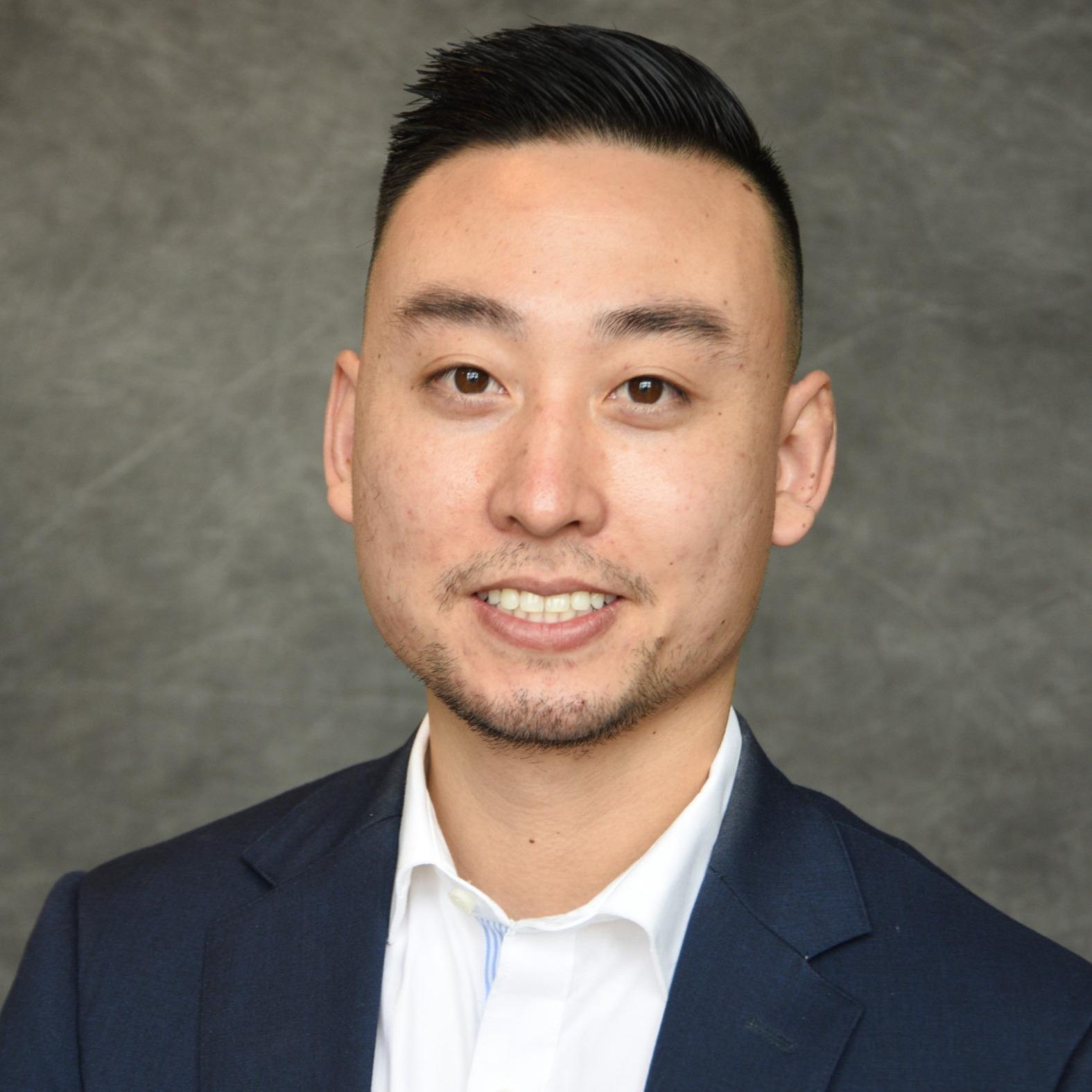 Headshot of Matthew Wong