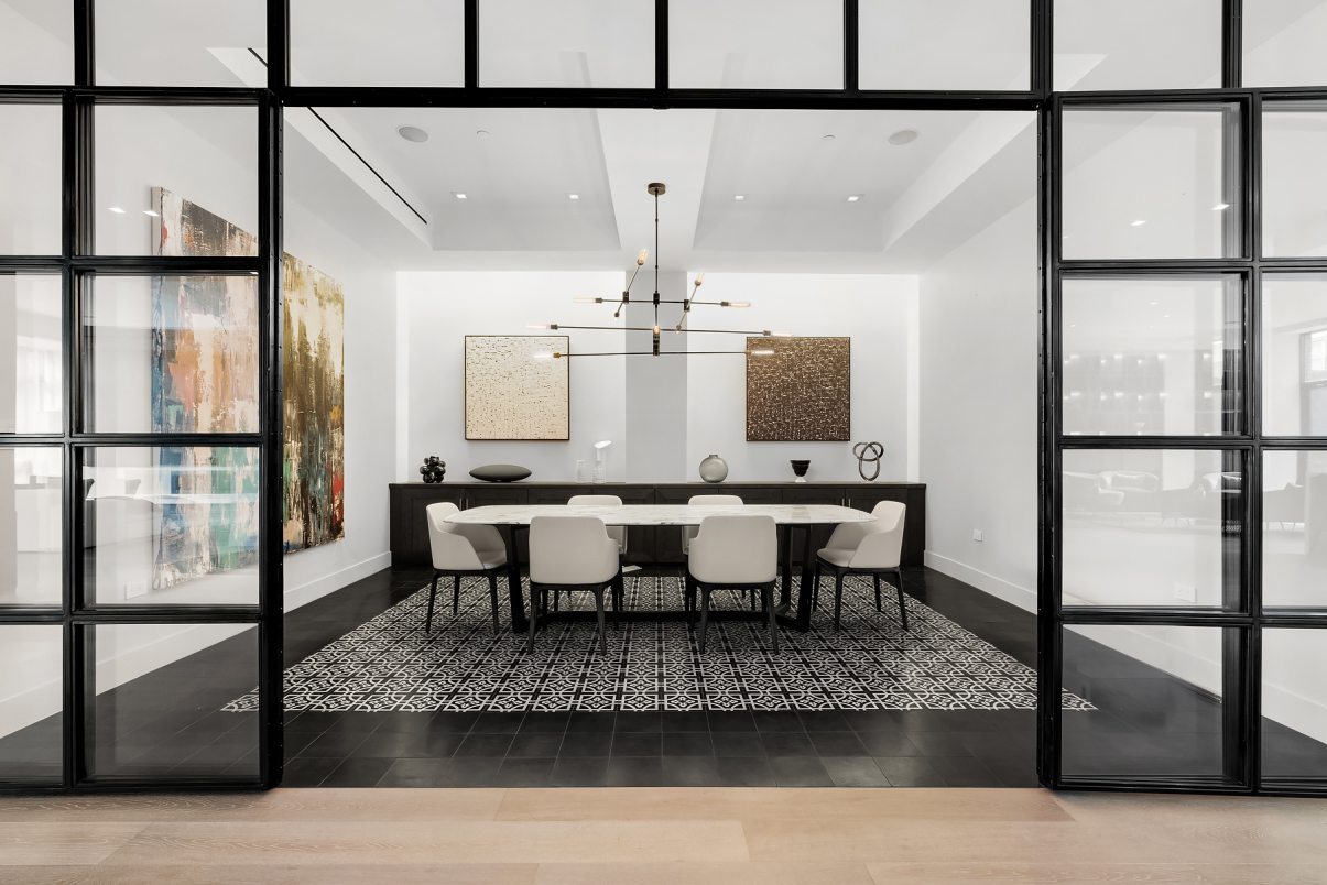 11 East 36th Street Interior Photo