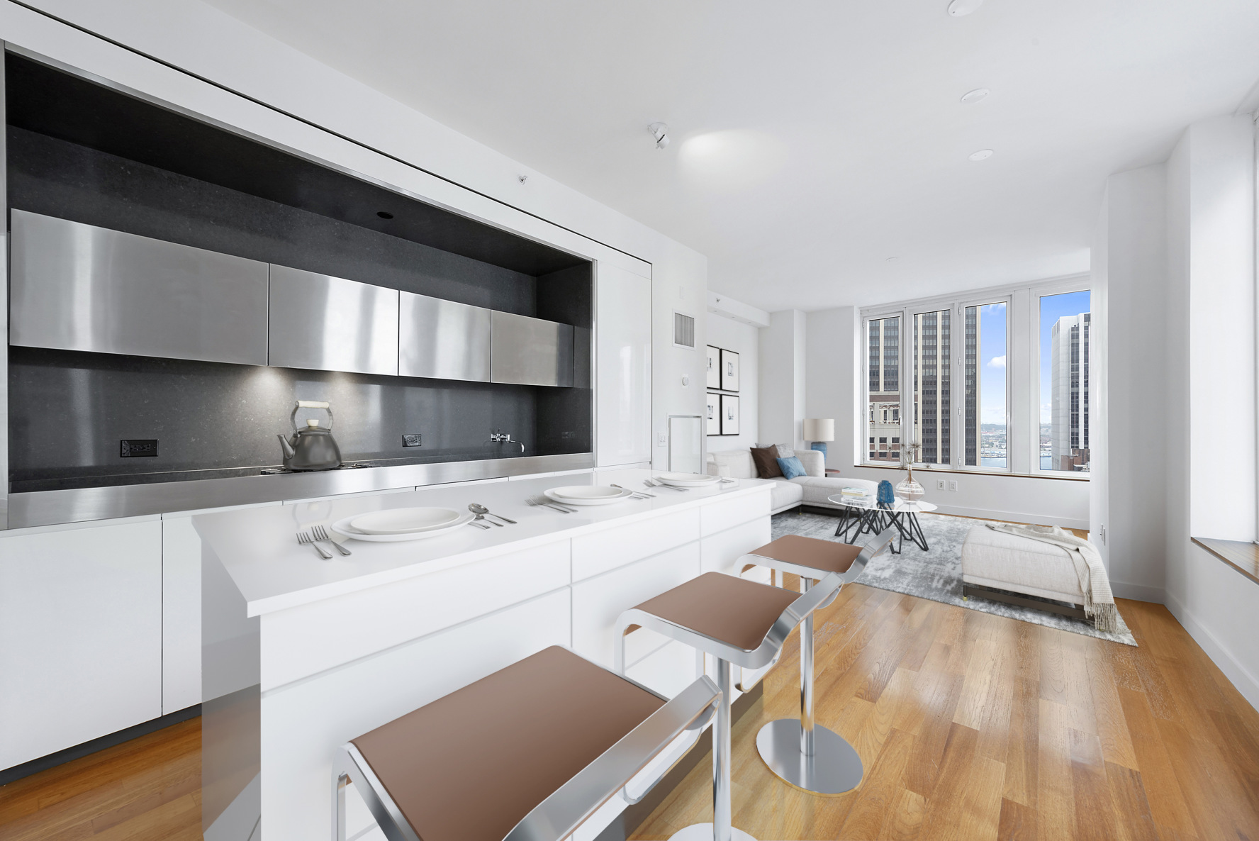 Apartment for sale at 15 William Street, Apt 34-A