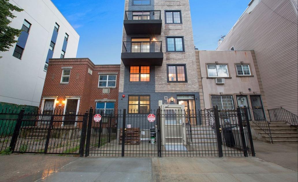 961 Madison Street, Apt 1-F, Brooklyn, New York 11221