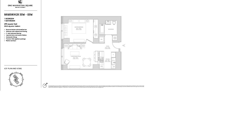 252 South Street, Apt 53-M, Manhattan, New York 10002