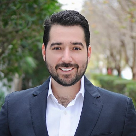 David Carrion-Levy