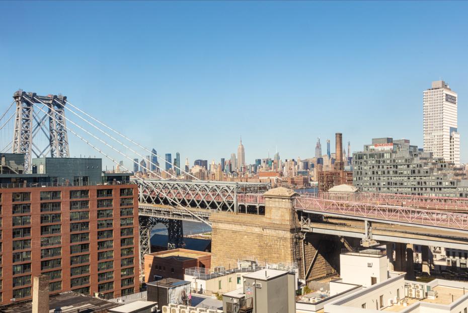 60 Broadway 9-D Williamsburg Brooklyn NY 11249
