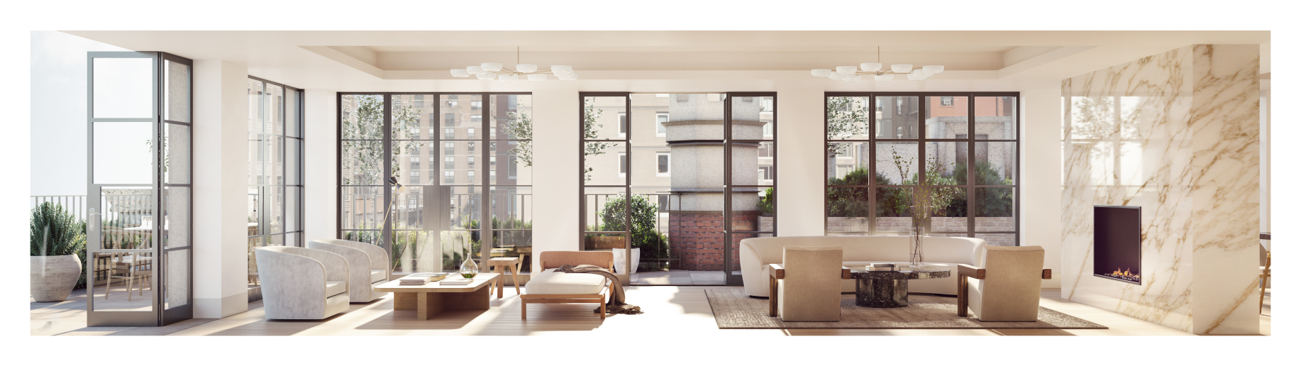 Apartment for sale at 555 West End Avenue, Apt PH-TER