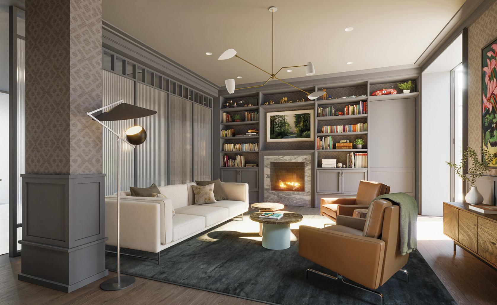 76 Schermerhorn Street Interior Photo