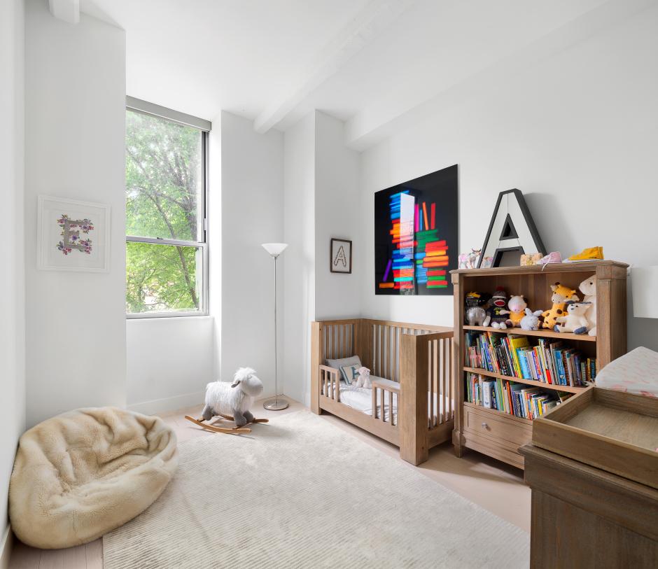 338 Berry Street Interior Photo