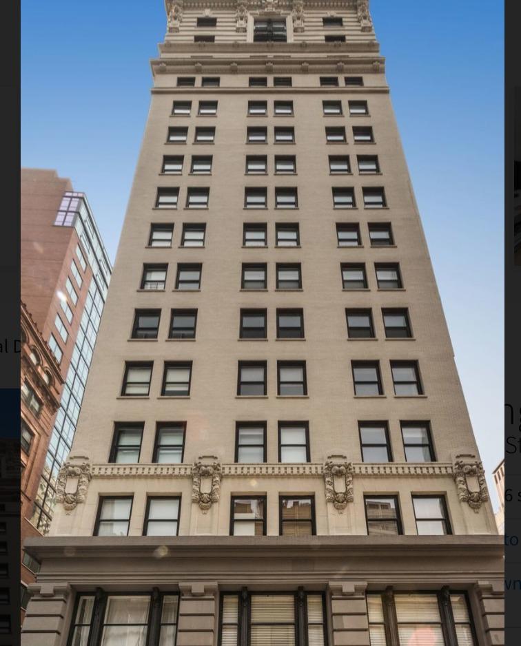 Apartment for sale at 71 Nassau Street, Apt 12-C
