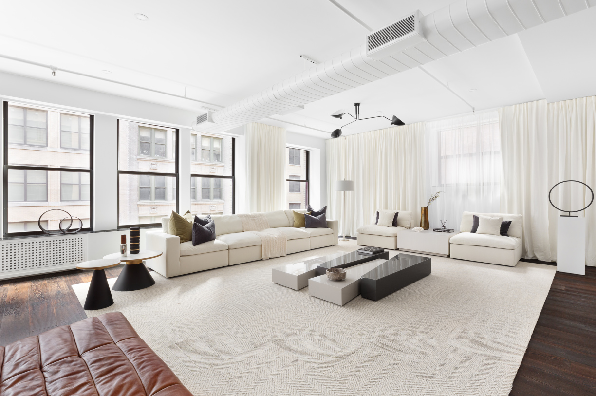 Apartment for sale at 17 West 17th Street, Apt 5-FLR