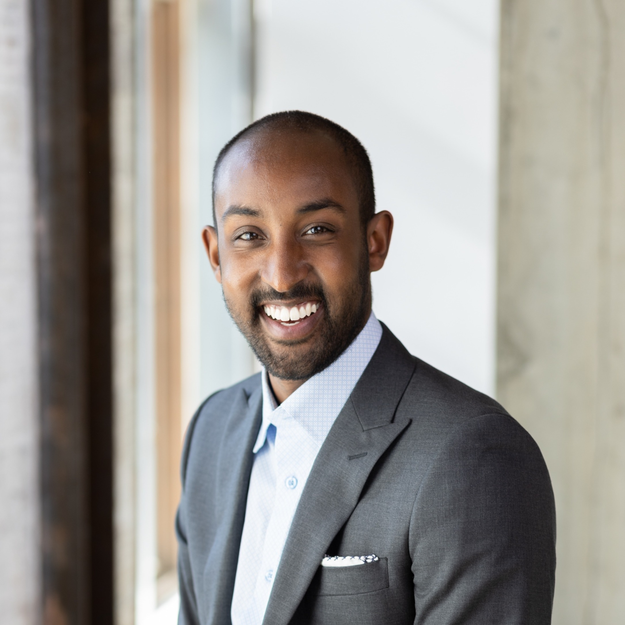 Mohamud Abdi, Agent in  - Compass